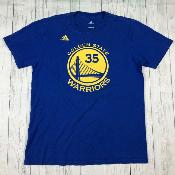 faee2552047 adidas Other - Adidas Golden State Warriors Kevin Durant tshirt